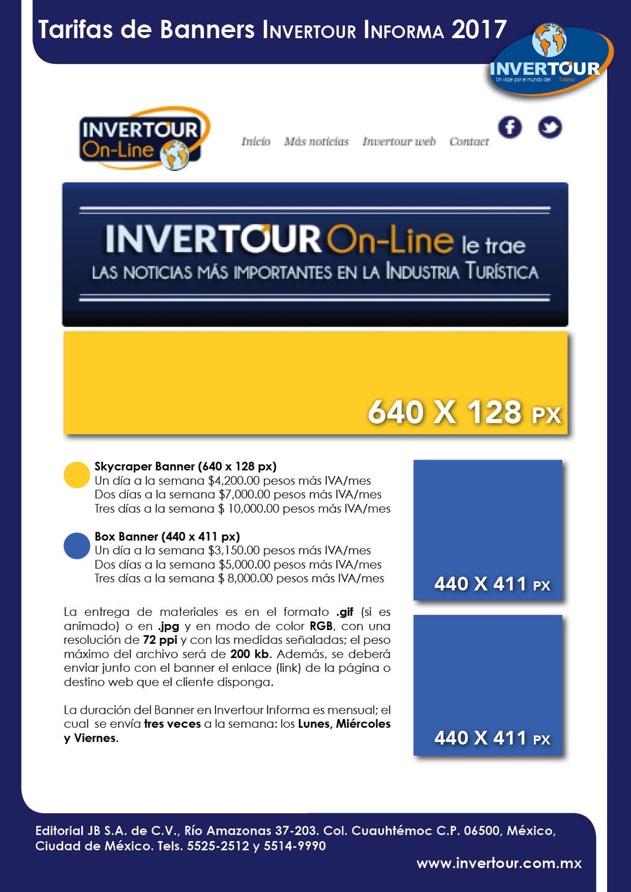 tarifas-invertourinforma-2017-esppesook