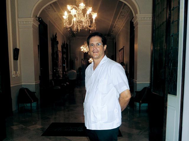 Agustín Illescas Molina, director comercial de La Quinta Molina