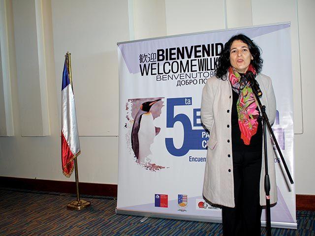 Javiera Montes Cruz, subsecretaria de Turismo de Chile