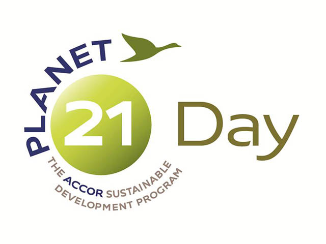 Accor presenta el resultado de sus iniciativas ambientales for Plante 21 svt