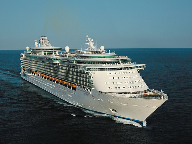 aerial,  ship,  liberty of the seas,  exterior, boat, lb, freedom class