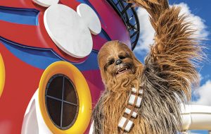 Star Wars Day at Sea regresará a Disney Cruise Line