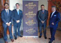 Etihad Airways: residencias y departamentos a bordo