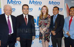 De Abril, México Marketing Group, Avianca y Miami en la Asamblea de la Metro