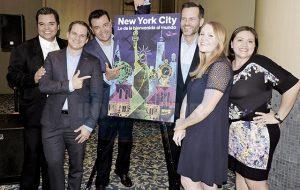 Nueva York, Nueva York… en México!