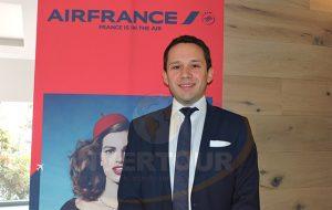 Air France celebra 65 años en México