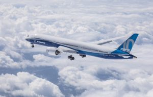 Boeing 787-10 Dreamliner, casi listo para 2018