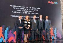 Fernando Olivera Rocha, Ma. Eugenia González, Enrique de la Madrid, Luis Barrios y Héctor Flores