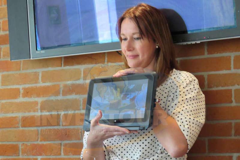 Verónica Mittel, directora general de Veromar Representaciones