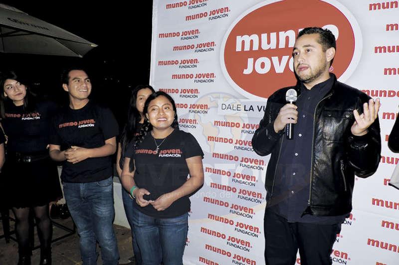 Rubén Mora, director Comercial Corporativo de Mundo Joven