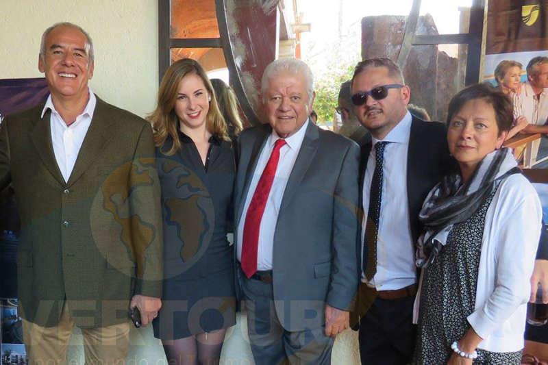 Humberto, Romero, María Pérez, Julio Laguna, Julio Laguna López y Yolanda González