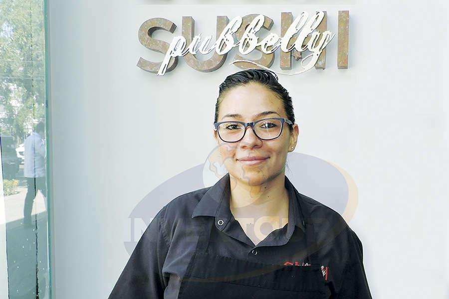 Chef local Miriam Sánchez