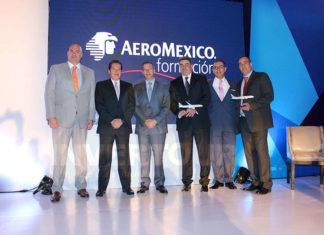 Carlos Smith, Ricardo del Valle, Andrés Conesa, Jorge Ferrari, Ernesto García y Michel Azar-Hmouda