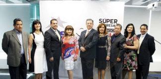 Luis Enrique Ortega, Lourdes Arenas, Felipe de Anda, Blanca Castro, José Luis Castro, Rocío Acosta, Noé Miranda, Araceli González y Ricardo Becerril