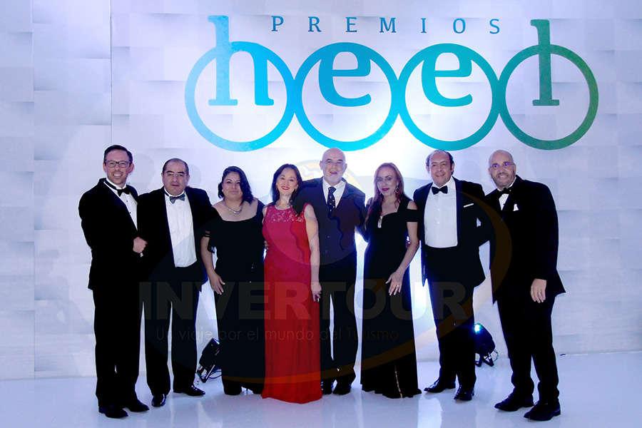 Michel Wohlmuth, Adrián Cortés, Verónica Lara, Yarla Covarrubias, Roberto Ibarra, Araceli Ramos, Julio Castañeda y Jaime Ortiz