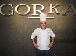 Chef Gorka Bátiz