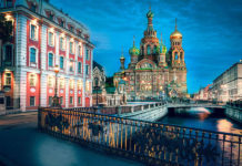 Rusia sin visa