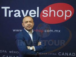 Miguel Galicia, director general de Travel Shop