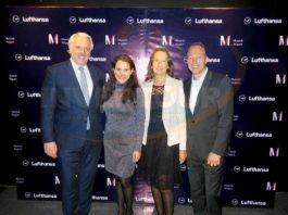 Dirk van Nieuwkerk, Alejandra Zamora, Sabine Ostermair y Florian Pötsch