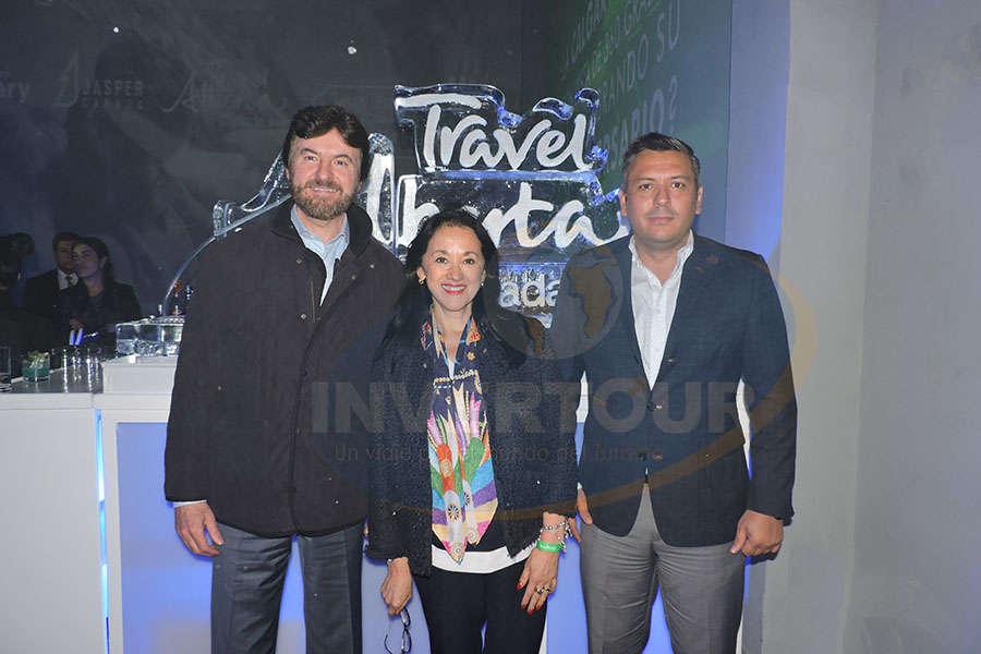 pJavier Vega, Yarla Covarrubias y Marco García