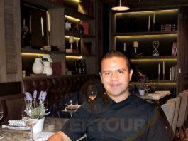 Chef Eduardo Padilla