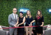 Thomas Jecklin, Patricia Trejo, Ximena Esteinou y Paulina Feltrin