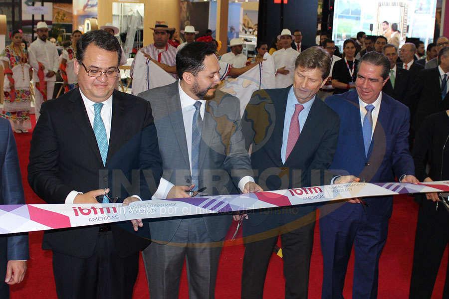 Armando López, David Hidalgo, Enrique de la Madrid y Francisco García