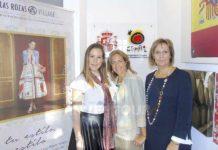 Carla García, Marta Macías y Begoña Fernández