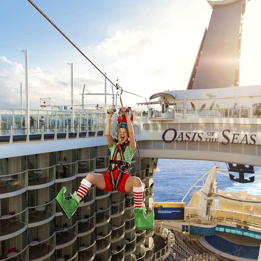 Royal Caribbean fin de año