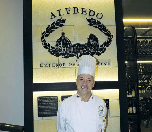 Chef Mauro Chiecchio