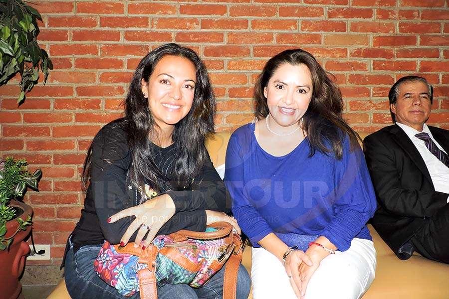 Ana Bravo y Leticia Pastrana