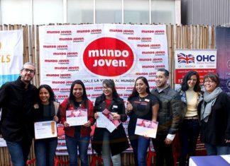 Jordi Llorens, Gloria Pérez, Anel Sánchez, Brenda Ruiz, Diana Alvarado, Rubén Mora, Laura Aranda y Gabriela Warketin