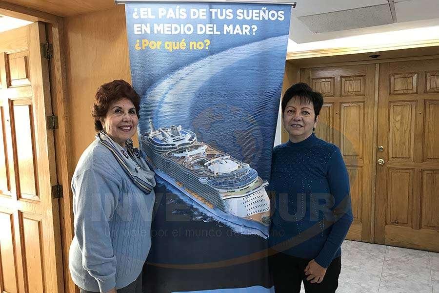 Yolanda Montes y Yolanda González