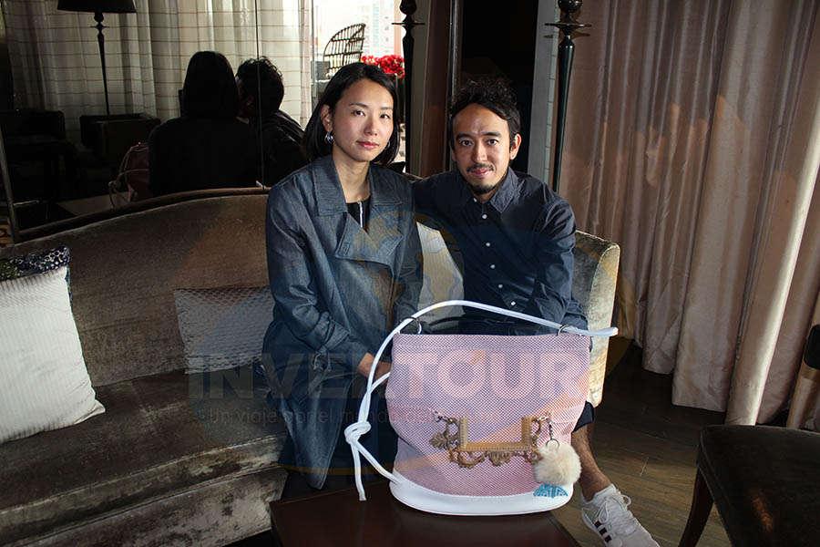 Yuki y Armando Takeda