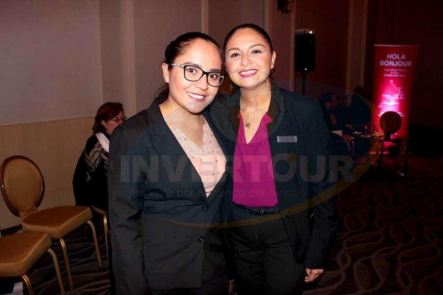 Etna Perea y Melissa Lima