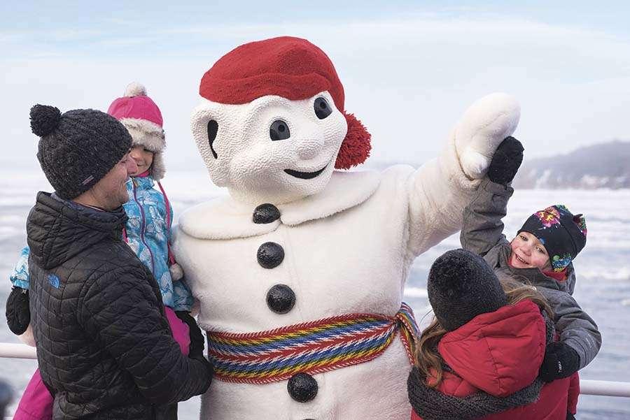Carnaval de Québec © TQ/L. Romer