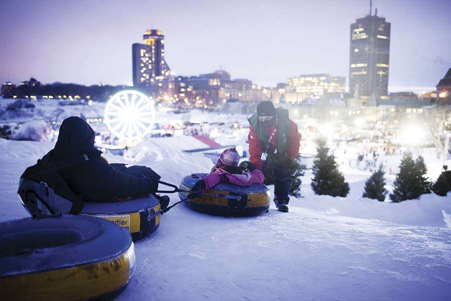 Québec City & Area © TQ/JF. Hamelin
