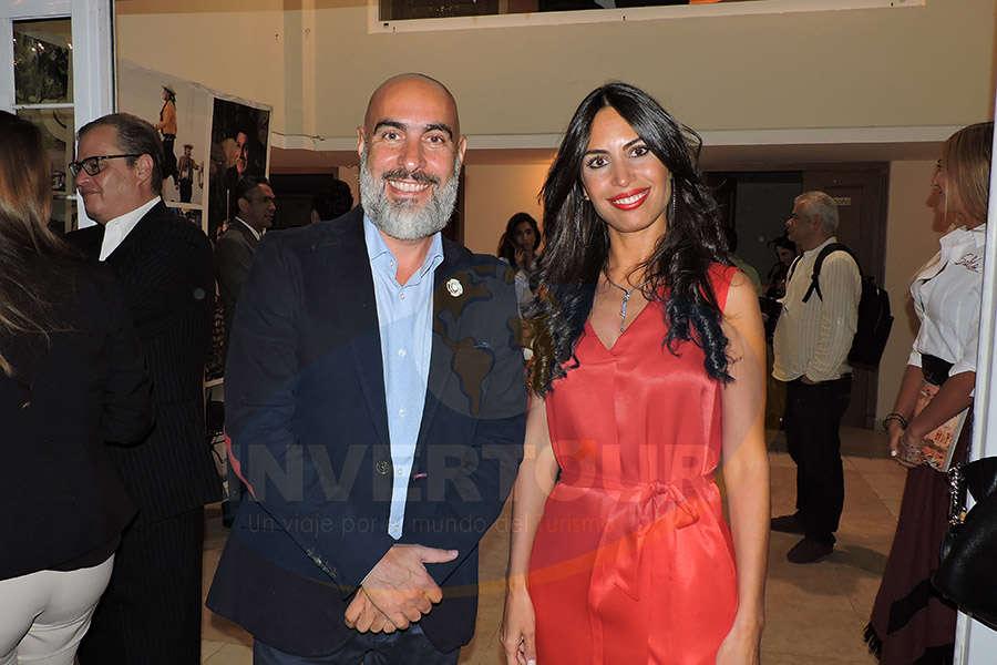 Ezequiel Sabor y Nadia Loza
