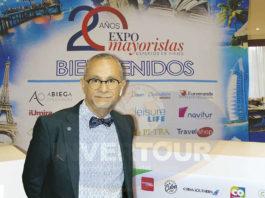 Jaime Rogel, presidente de Expo Mayoristas