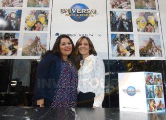 Evelin Cuevas con Dani Madrid