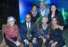 Ana Soto, Manlio Carpizo, Yolanda González, Erwin Romero, María Luisa Luengas, Claudia Garduño y Karelia Paralizabal