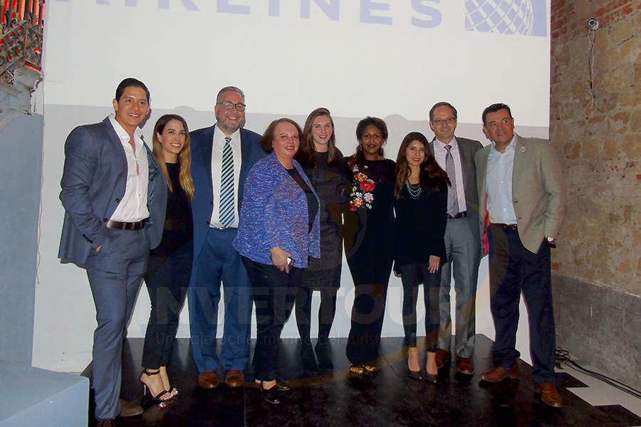 Miguel Miranda, Marcella Corona, Jorge Franz, Celia Morales, Carla Brademan, Saba Abashawl, Cynthia Hernández, Rolf Meyer y Mauricio González
