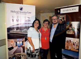 Blanca Olivera, Yolanda González y Julio Laguna López