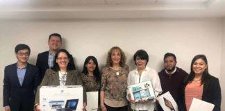 Diego Jiang, Juan Camilo Rincón, Elena Corona, Rubí Delgado, Maru Denigris, Patty Jiménez, Raúl Martínez y Milene Martínez