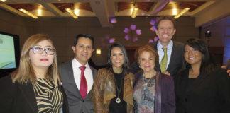 Brisa Amaya, Joaquín Ramírez, Ana Serrano, Angie Cruz, Max Kusznir y Patty Torres