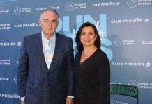 John McCarthy y Gabriela Fernández
