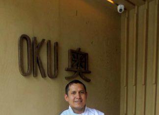 Chef Ejecutivo Mario Rodríguez