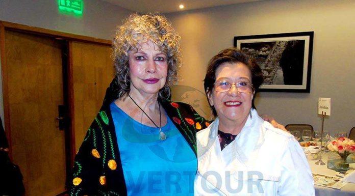 Berenice Lozano y Edith Aguilar