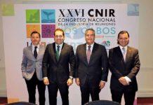 Rodrigo Esponda, Luis Araiza, Jaime Salazar y Alfredo Gutiérrez