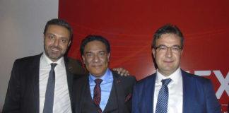 Yiğit Avci, Jamal Hamza y Kerem Sarp